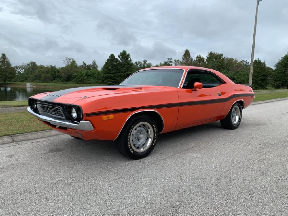 1972 Dodge Challenger 440 Six Pack