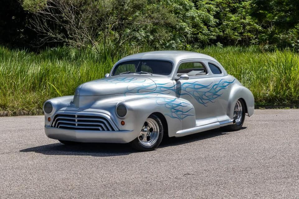 1947 Chevrolet Style Master Coupe
